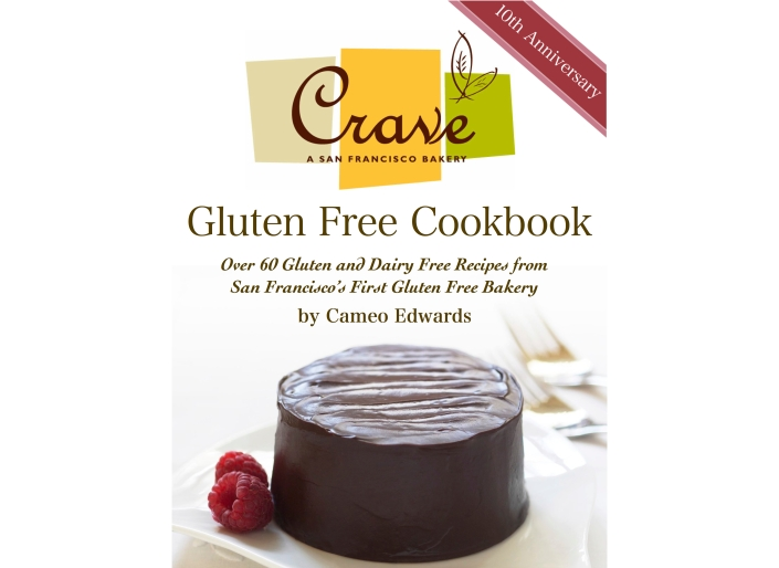Crave Bakery Cookbook