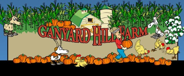 ganyard hill farm logo